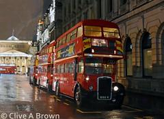 DSC_0560w (Sou'wester) Tags: bus london buses piccadilly publictransport lrt rt lt tle leyland psv parkroyal rm rtl londontransport tfl aec prv timelineevents