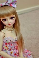 Meet Valentine! (baby~mermaid) Tags: doll f45 sd bjd dollfie superdollfie volks sato fcs nomyens
