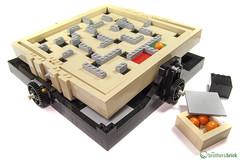 LEGO Ideas 21305 Maze (The Brothers Brick) Tags: lego review maze ideas 21305