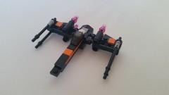 Incom T-70 X-wing 2 (Ken_1974) Tags: star starwars force lego xwing wars poe t70 awakens dameron incom