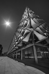 King Fahd National Library (zaid.sp14) Tags: building architecture nikon king library national saudi arabia riyadh fahd d610 14mm samyang
