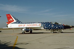 USAF, Convair F-106A Delta Dart (Ron Monroe) Tags: edwardsafb usaf interceptor convair unitedstatesairforce f106 deltadart 580760