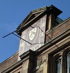 Charterhouse Sundial (hannahgoing) Tags: london sundial charterhouse