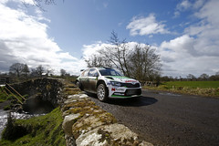AUTO - ERC IRELAND RALLY 2016 (FIA ERC) Tags: auto car europe unitedkingdom belfast april avril motorsport irlande rallying irelande irelandedunord