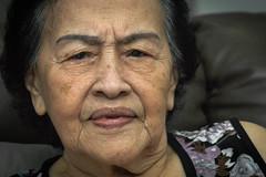 Calm (frostyeo) Tags: grandma portrait 70210 popo
