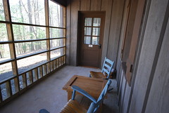 Cabin 18 at Fairy Stone State Park - 2 bedroom (vastateparksstaff) Tags: cabin sleep lodging porch cinderblock accommodations overnight 2bedroom screened