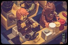 Check please! (Priovit70) Tags: hotdog lego space alien mutant scare spacediner olympuspenepl7