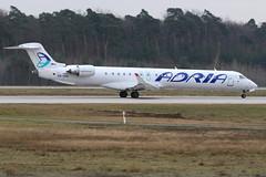 CRJ 900 ADRIA S5-AAL 15129 Frankfurt fvrier 2016 (paulschaller67) Tags: frankfurt 900 adria crj fvrier 2016 15129 s5aal
