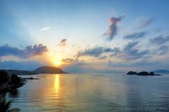 Good morning Jayapura (Jokoleo) Tags: morning sunshine sunrise bay fuji fujifilm papua jayapura
