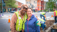 2016.04.30 Vermont Avenue Garden Work Party Washington DC USA  04509 (tedeytan) Tags: dc shaw gardenparty washinton ustreet africanamericancivilwarmemorial vermontavenue exif:make=sony camera:make=sony exif:aperture=40 exif:isospeed=125 exif:focallength=21mm exif:lens=e18200mmf3563 exif:model=ilce6300 camera:model=ilce6300