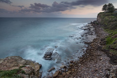 Little Avalon (FPL_2015) Tags: ocean seascape water landscape rocks waves sydney australia nsw avalon northernbeaches leefilter nd18 canon6d gnd09 littlestopper canon1635f4lis