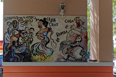 Mural w Little Havana | Mural in Little Havana