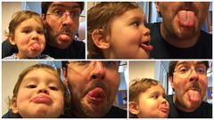 role model? (domit) Tags: tongue spain jay emma pulling sanlucar