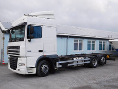 XF 105.410 (Vehicle Tim) Tags: truck bdf fahrzeug daf lkw xf laster pritsche 105410