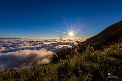 合歡山 (Wi 視覺) Tags: sea sky sun landscapes taiwan ilan 台灣 日落 合歡山 台灣南投