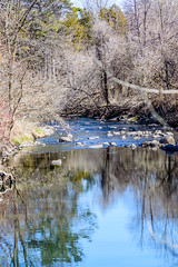 Highland Creek (vernonbone) Tags: park lens outside nikon sigma morningside highlandcreek d3200 april2016