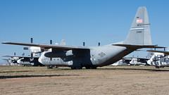 USAF C-130E 63-7897 (Josh Kaiser) Tags: littlerock usaf c130e amarg 637897