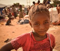 Market Girl, Ethiopia (Rod Waddington) Tags: africa portrait girl female child market african traditional tribal afrika ethiopia tribe ethnic hamar hamer afrique ethiopian etiopia ethiopie demeka