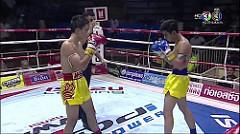 ศกจาวมวยไทย ชอง 3 3/3 16 มกราคม 2559 ยอนหลง Muaythai HD | Curves Game