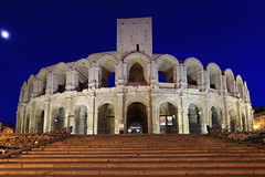 Arles - Roman Arena IMG_9858 (Ludo_M) Tags: city longexposure trip travel france night canon pose eos noche town europa europe nightshot nacht roman sigma wideangle paca stadt bluehour provence arles nuit notte ville worldheritage 6d bouchesdurhne romanarena bouchesdurhone grandangle poselongue heurebleue canoneos6d sigma20mmf14dghsmart 20mmf14dghsm|art015