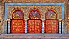 Mosque de Mohammedia (khattou.amine) Tags: wood islam morocco maroc marocco marruecos islamic islamicart mosqu mohammedia
