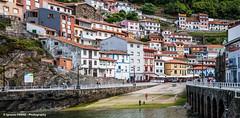 Cudillero (Asturias, Spain) (Ignacio Ferre) Tags: espaa puerto spain nikon village harbour pueblo asturias cudillero
