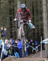 02 MTB SCDH 16 Apr 2016 (45) (Kate Mate 111) Tags: uk mountain bike forest cycling crash sheffield yorkshire steve competition racing downhill peat riding mtb mountainbiking grenoside