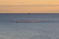 Ytbrgning vid Flundreviken (arkland_swe) Tags: sunset sea rescue helicopter gotland hav helikopter snck flundreviken ytbrgning