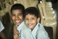 131001-N-TQ272-205 (markelrayes) Tags: ocean india boys kids hugging military navy harpersferry marines sailor deployment lsd49 elrayes