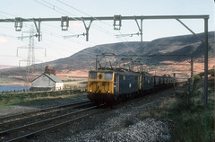 British Rail Class 76 Woodhead Route. (dgh2222) Tags: electric train bobo class route coal locomotives woodhead 76 em1 torside 76024 76026