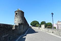 Murallas Londonderry Ulster 07 (Rafael Gomez - http://micamara.es) Tags: ireland del united kingdom londonderry british northern muralla islas isles norte irlanda ulster reino unido murallas britanicas uladh cuige
