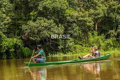 NO_Tefe0086 (Visit Brasil) Tags: travel brazil tourism nature horizontal brasil amazon rainforest natureza turismo norte amazonas ecoturismo ecotourism externa nutico tef comgente diurna riosolimes reservamamirau visitbrasil