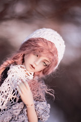 clear (JohnnyMort) Tags: winter snow finland nordic bjd abjd narae bimong narindoll
