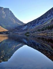Opp & ned - - Upside & downside (erlingsi) Tags: lake mountains reflection norway oc scandinavia sunnmre vatn mirroring noreg rsta lakescape spegling reddit speiling 500px shallowlake platinumheartaward bjrdal liteldalsvatn