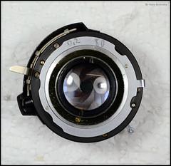 KWT Reflekta II Prontor-S (08) (Hans Kerensky) Tags: tlr body release ii shutter curved lever linkage removed kwt welta reflekta prontors