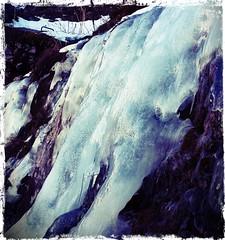 frozen rock IV (kaleidoskopspeicher) Tags: mountain outdoor berge ontour eiskristalle icecristals