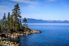 Sand Harbor at Lake Tahoe (Samantha Decker) Tags: summer beach nevada laketahoe nv sandharbor canonef24105mmf4lisusm canoneos6d samanthadecker