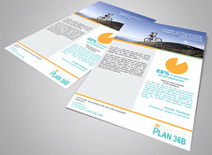 Plan 36b (arttached) Tags: poverty money cycling outdoor poor lifestyle plan riding cycle change destination brochure creativedesign