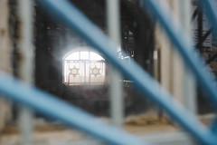 Zefat, Israel. (Wojciech Zwierzynski) Tags: wall israel il western safed bethlehem northdistrict