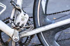 Courier Boyd Littell and his work bike-10.jpg (BikePortland.org) Tags: couriers messengers workbike bikemessengers boydlittell