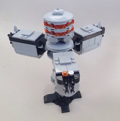 EWO Outpost (TenorPenny) Tags: lego microspace microscale