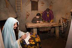 PESSEBRE VIVENT SANT FOST 2016-83 (photojordi gallery) Tags: sant fost pessebre pesebre viviente 2016 2015 vivent photojordi campcentelles