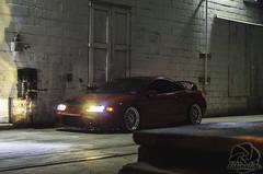 DSC_5980 (Fabination) Tags: red eclipse turbo carbon fiber motorsports 2gb gst lowered mitsubishi dsm intercooler coilovers 2g boosted splitter 4g63 4g63t xxr lipkit dsmtuners yonaka carbonetics