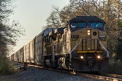 UP 6787 (gameover340) Tags: railroad up train louisiana tracks unionpacific ge freight manifest emd autoracks sd70m ac44cw sd70ace aegli updequincysubdivision emdsd70class