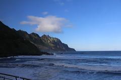 Berge und Meer 2 (ugreeb2002) Tags: sea beach nature topf25 canon spain meer colores berge tenerife teneriffa spanien naturescenes wonderfulworld taganana voyagetravellingreise canoneos70d