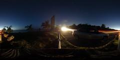 R0010655 (jrbelaval) Tags: beach lights long exposure puertorico 360 spherical 360degrees thetas theta360