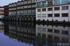 Mirage || Reflex (FotoKore) Tags: city urban abstract color reflection art water netherlands colors dutch amsterdam photography reflex fotografie kunst creative nederland mirage minimalism stad kleur reflectie kleuren creatief minimalisme heevix fotokore heevixphotography koreheerema