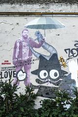 Le Mouvement - Codex Urbanus - Zdey (Sbastien Casters) Tags: street streetart paris france graffiti le mouvement graffitis codex urbanus zdey