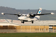 OK-LAZ (GH@BHD) Tags: aircraft aviation let airliner turboprop bhd let410 l410 belfastcityairport vanaireurope oklaz citywing