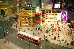 Lego Toronto (bukharov) Tags: toronto canada miniature mini vaughan legoland dundassquare